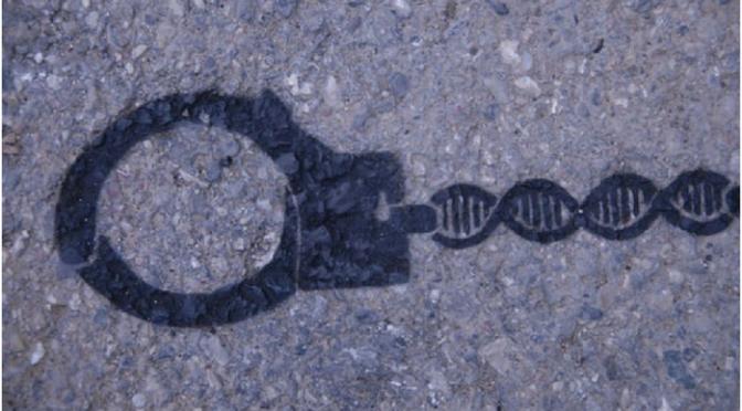 Геномная регистрация, или не давайте слюну мусорам!