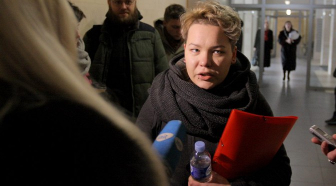 Pro-Migrant Student Activist on Trial in Lithuania