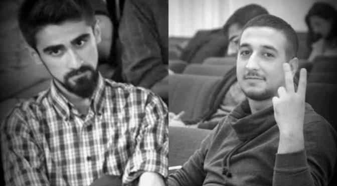 В Азербайджане судят двух анархистов, разрисовавших памятник Алиеву-старшему