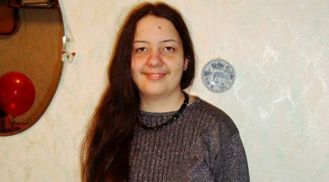 Russian anarchist Svetlana Tsvetkova Sentenced to Year of Corrective Labor for Leaflet about Police