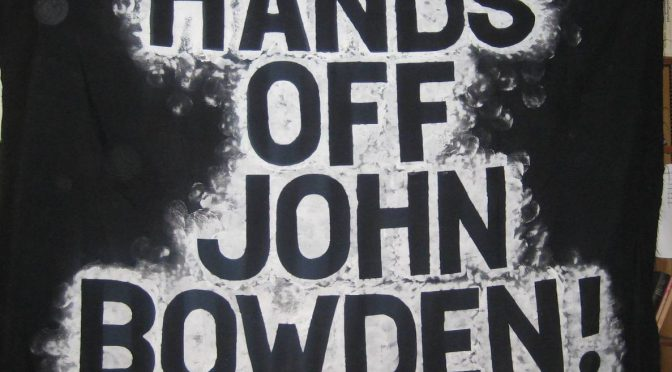 Solidarity with John Bowden – Long time prison resister and anti-authoritarian