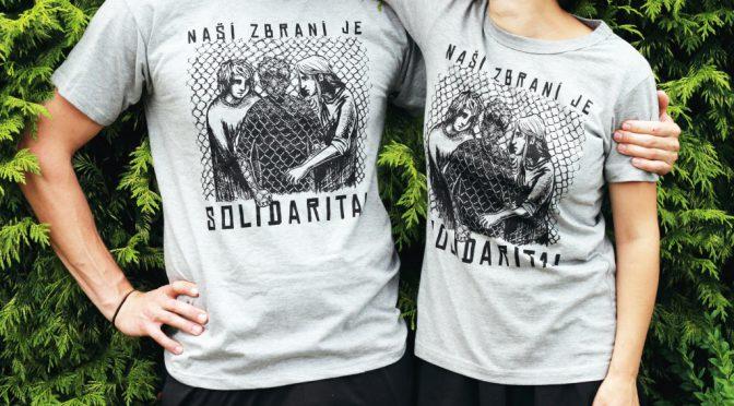 Дни солидарности с арестованными анархистами Чехии: 3-6 октября 2016