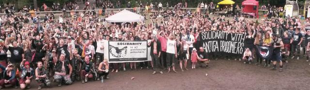 Призыв к Международному дню солидарности с заключенными антифашистами