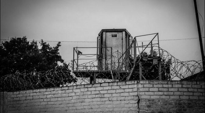 Mikalai Dziadok: Untouchables in the Prison Hierarchy