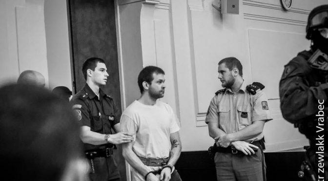 Прага: начался суд над арестованными анархистами в операции «Феникс»