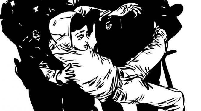Задержание анархиста в Бресте