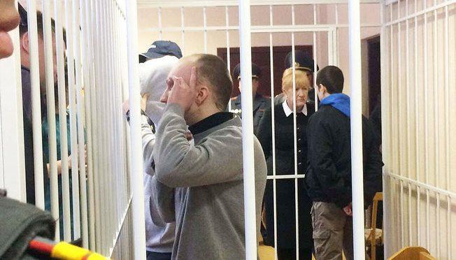 Суд над минскими антифашистами. День седьмой