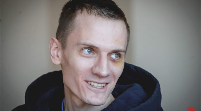 Николай Дедок получил 10 суток ареста