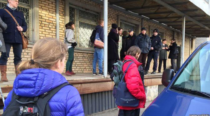 Задержанных на сборе средств для арестованных 15 марта осудили