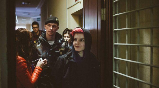 Trial marathon in Minsk – 51 people jailed after protest