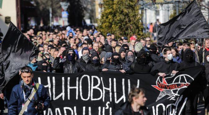 Брест: арестованным анархистам не разрешают передавать еду
