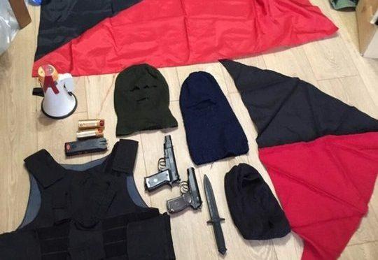 Мозырьскую анархистку отпустили из ИВС без предъявления обвинений
