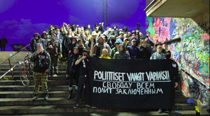В Хельсинки солидарны с беларускими активистами